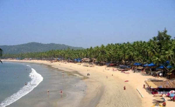 калангут пляж гоа индия