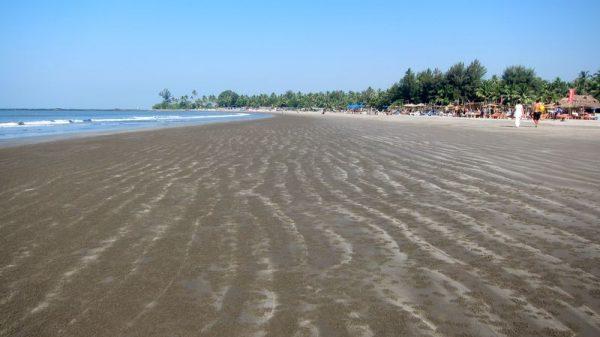 морджим пляж русская деревня