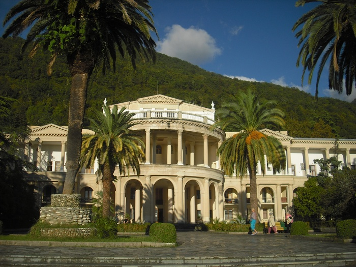 Отдых в Абхазии летом 2016
