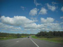 поездка на Чёрное море летом в Краснодарский край на своём авто