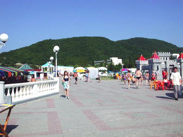 поездка на авто на черное море архипо-осиповка