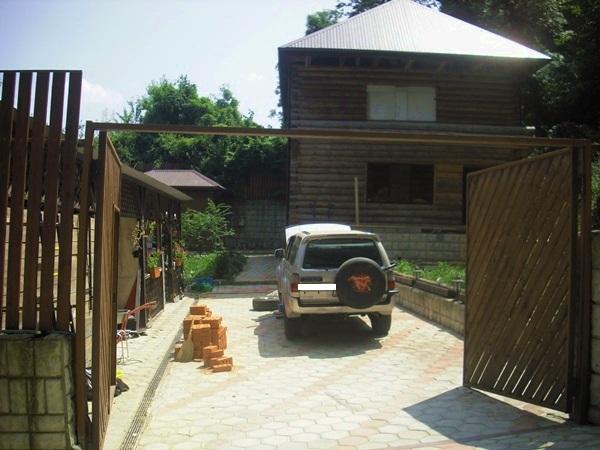 широкая щель путешествие на авто по побережью Черного моря
