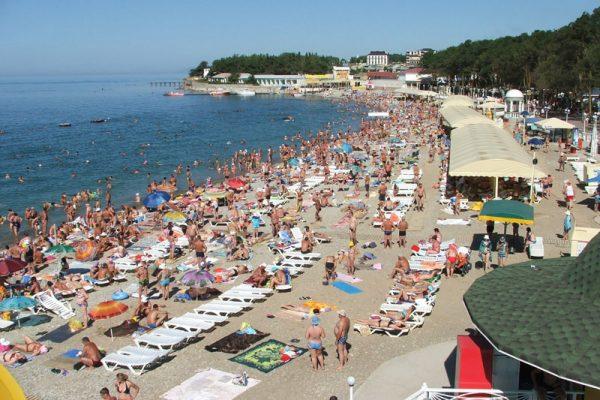 дивноморск пляж путешествие на авто по побережью Черного моря