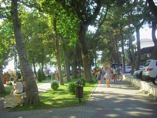 геленджик путешествие на авто по побережью Черного моря