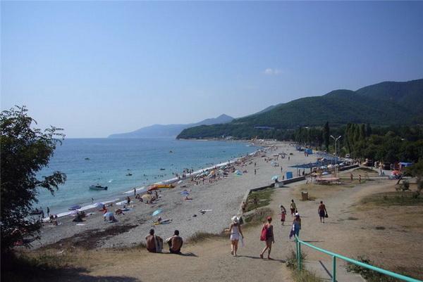 поездка на авто на черное море криница