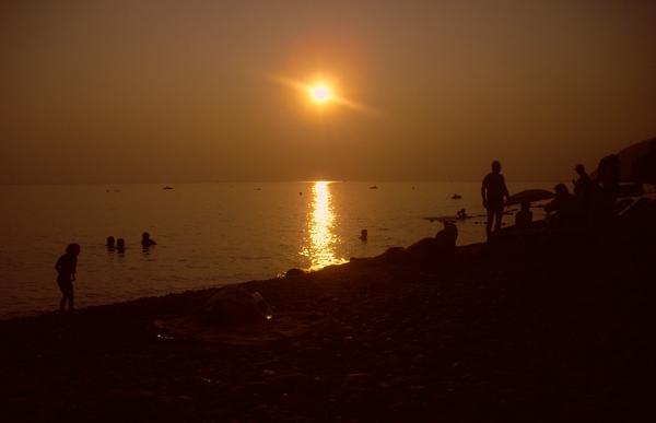 прасковеевка пляж путешествие на авто по побережью Черного моря