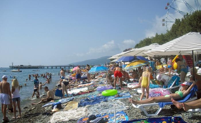 Отдых на Черном море Лазаревское