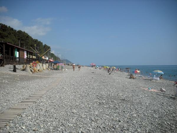 Отдых на Черном море Солонники