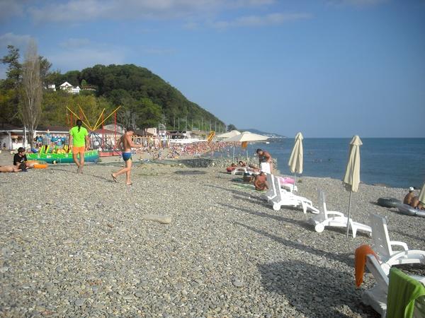 отдых на Черном море - Вардане