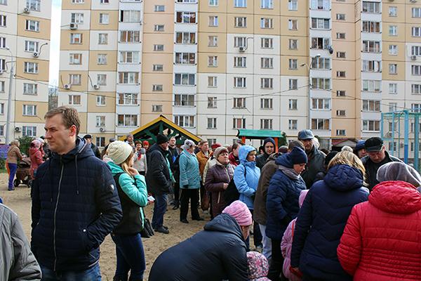 В Подольске наконец дали тепло в дома