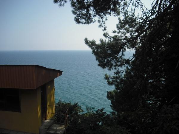 Абхазия Чёрное море