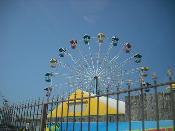 станица голубицкая колесо обозрения