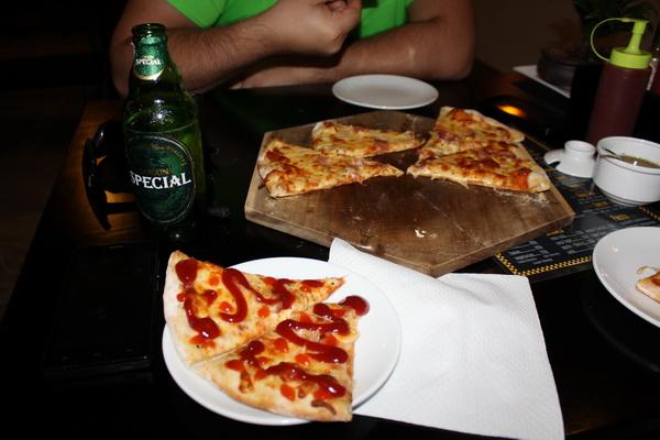 кафе во Вьетнаме на острове Фукуок сколько стоит, где и что поесть пиццерия