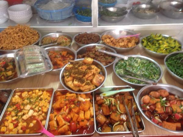 вегетарианское кафе во вьетнаме на фукуоке в 2017 году