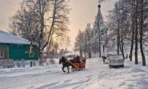 Поездка из Москвы в Суздаль на машине