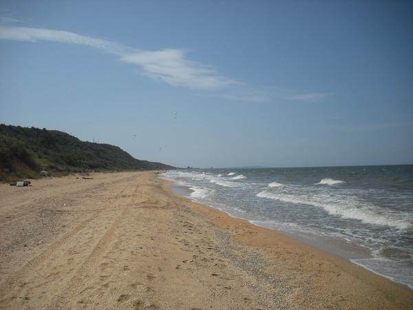 сколько стоила поездка на машине по краснодарскому краю на азовское море голубицкая