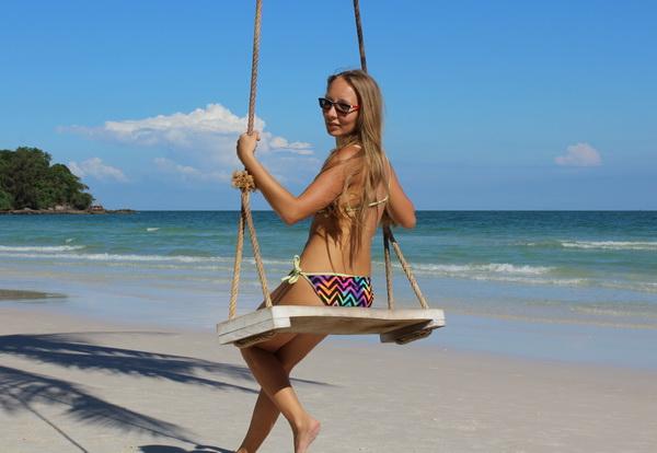 лучшие пляжи ФУкуока Вьетнам 2017 - 2018 бай сао пляж