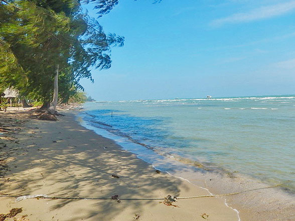 лучшие пляжи Фукуока Вьетнам 2017 - 2018 пляж бай том