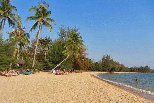 лучшие пляжи Фукуока Вьетнам 2017 - 2018 пляж онг ланг