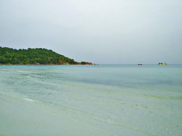 лучшие пляжи Фукуока Вьетнам 2017 - 2018 пляж бай кхем