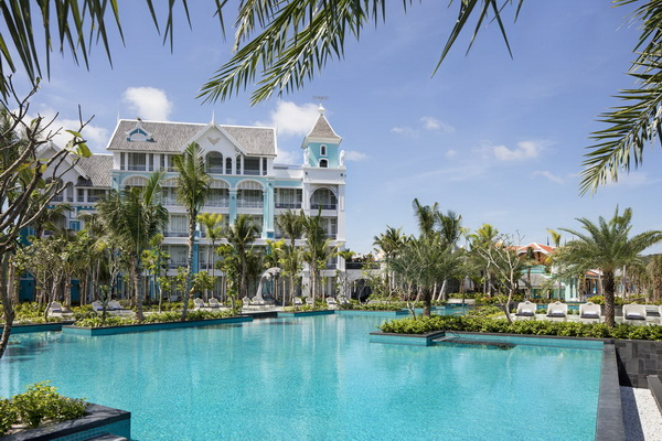 лучшие пляжи Фукуока Вьетнам 2017 - 2018 пляж бай кхем отель морриот