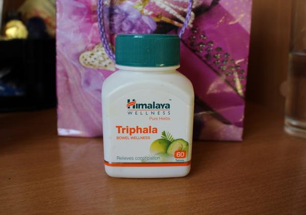 какие лекарства привезти из индии аюрведа трипхала
