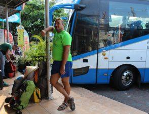 дорога от бангкока до Паттайи и обратно
