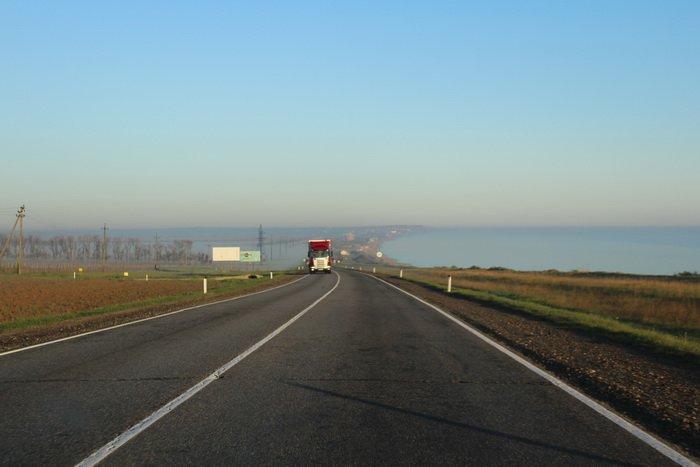 дорога в крым из москвы на авто 2017
