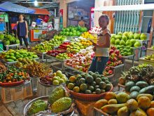 фрукты Вьетнама в 2017 году на острове Фукуок, стоимость, вкус, впечатления и что стоит попробовать