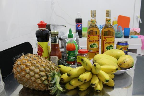 фрукты Вьетнама в 2017 году на острове Фукуок, стоимость, вкус, впечатления и что стоит попробовать манго