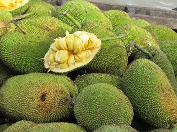 фрукты Вьетнама в 2017 году на острове Фукуок, стоимость, вкус, впечатления и что стоит попробовать джекфрут
