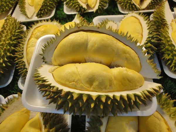 фрукты Вьетнама в 2017 году на острове Фукуок, стоимость, вкус, впечатления и что стоит попробовать дуриан