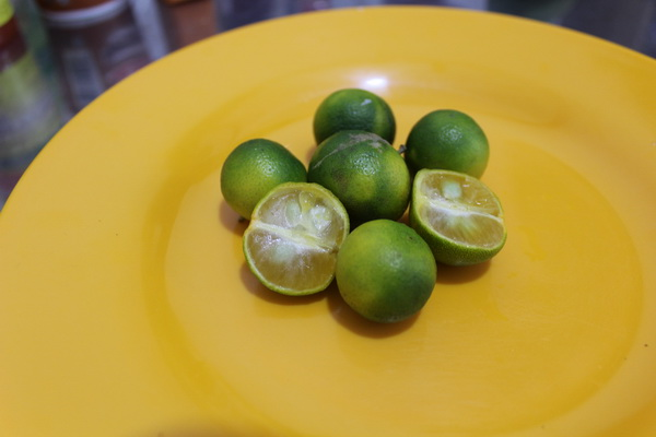 фрукты Вьетнама в 2017 году на острове Фукуок, стоимость, вкус, впечатления и что стоит попробовать лайм