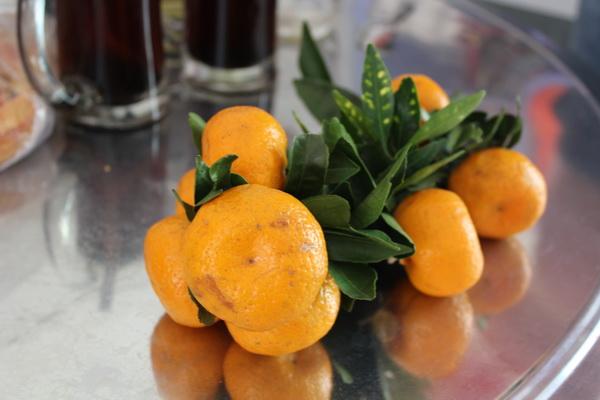фрукты Вьетнама в 2017 году на острове Фукуок, стоимость, вкус, впечатления и что стоит попробовать мандарины