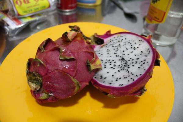 фрукты Вьетнама в 2017 году на острове Фукуок, стоимость, вкус, впечатления и что стоит попробовать питахайя драконий глаз