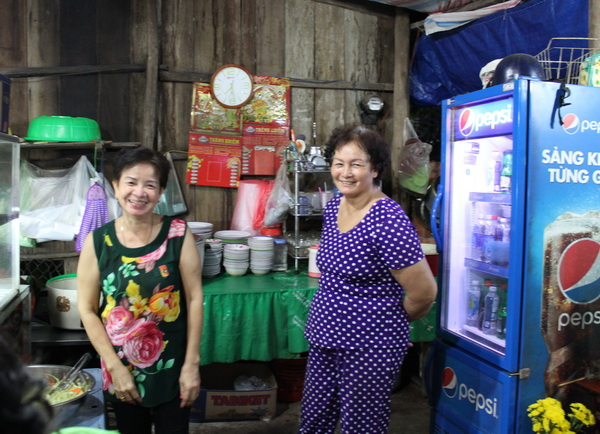 люди во Вьетнаме на острове Фукуок поездка 2017 тётушки из локалки всё по 30
