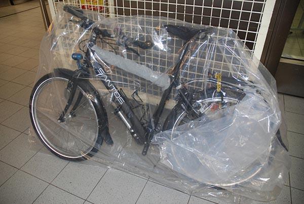 багаж у авиакомпании Победа велосипед как провезти