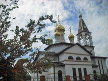 путешествие на автомобиле на черное море — станица голубицкая
