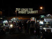 Остров Фукуок - Вьетнам, ночной рынок