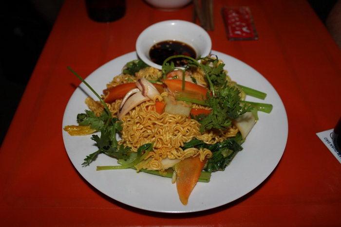 еда на острове Фукуок быстро и недорого
