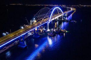 В Крым на автомобиле через Крымский мост