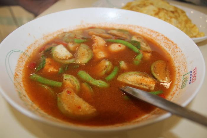 еда в таиланде в паттайе