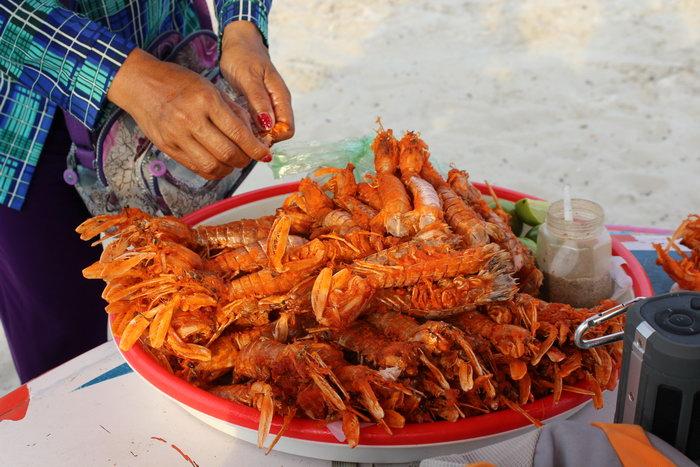 Вкусно покушать в Сиануквиле - лучшие ресораны