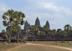 Самостоятельная поездка в Ангкор Ват с Фукуока