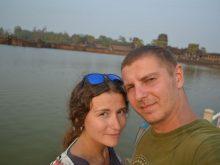 поездка с фукуока до камбоджи в храмы ангкор ват