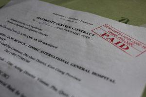 контракт на роды заграницей в госпитале Винмек во Вьетнаме на Фукуоке