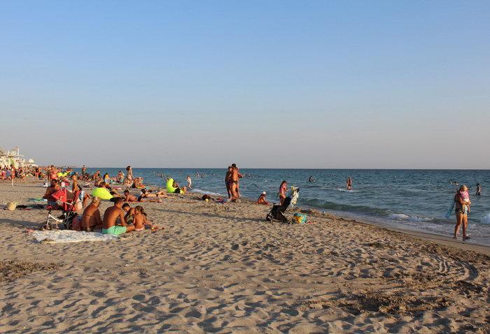 Отдых в Крыму в Частном секторе Поповка