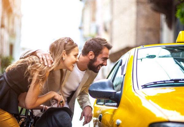 кивитакси - удобное такси загранцей