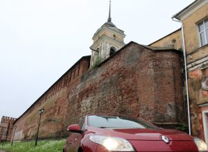 дорога из Беларуси в Москву Смоленск 2018 год достопримечательности