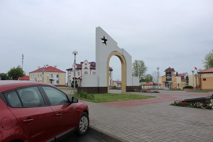 дорога из Беларуси в Москву через Витебск в 2018 и 2019 годах